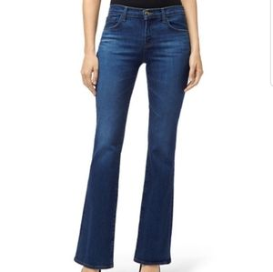 "J Brand Style# 1218 ""Cry"" Boot-cut Jeans Size 26"